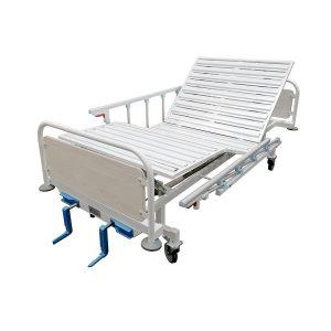 Кровать медицинская КМ-05 (ЛДСП) купить недорого с доставкой