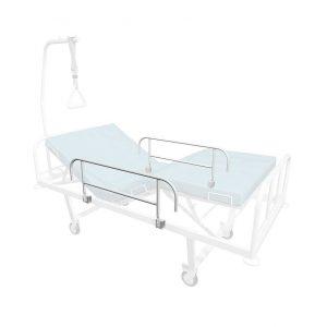 Ограждения боковые КМ 3 для медицинских кроватей купить недорого с доставкой